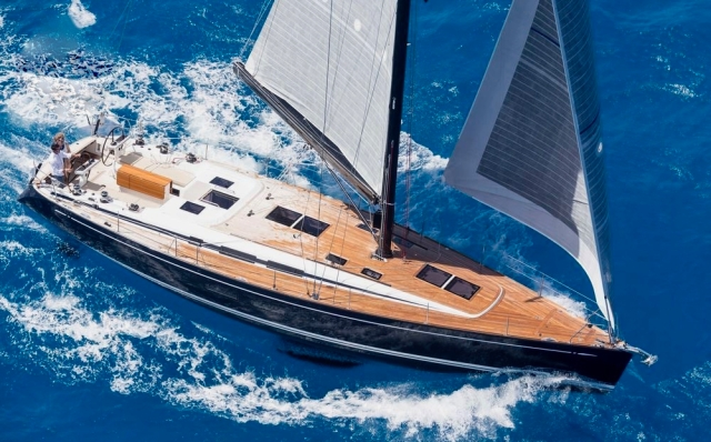 Swan 54, Nautor, Yacht, Sailing